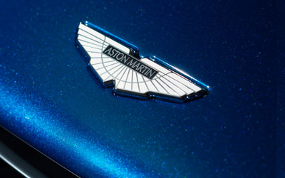 New Aston Martin Cars at Grange