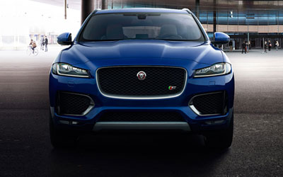 New Jaguar Cars at Grange