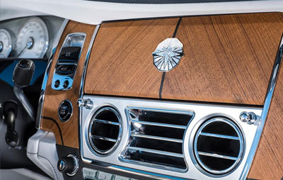 Rolls-Royce Bespoke at Grange