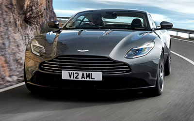Aston Martin Car Finance at Grange