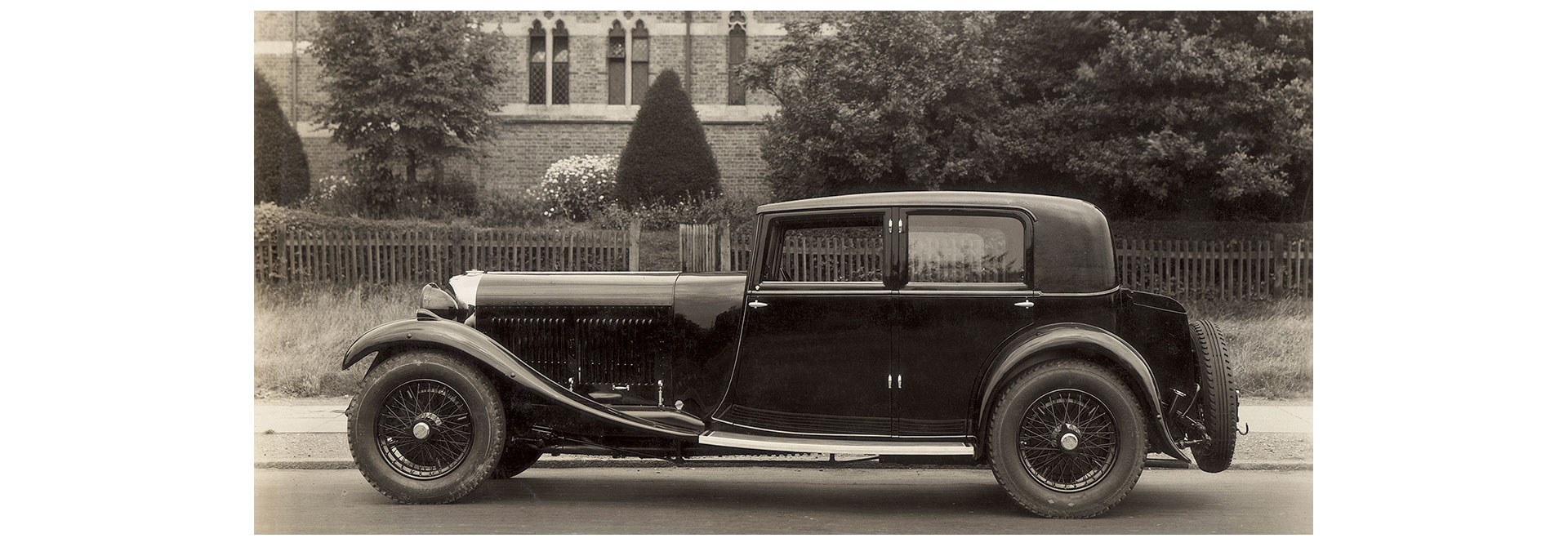 The Bentley 8 Litre - Bentley Legacy Cars