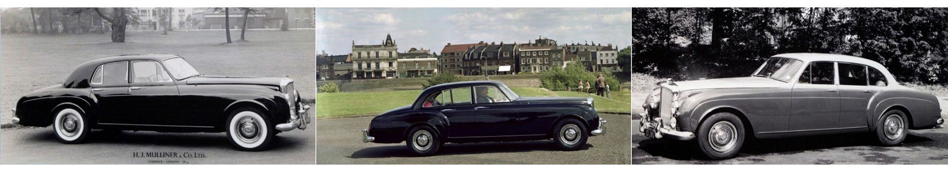 The Bentley S1 Continental Flying Spur - Bentley Legacy Cars