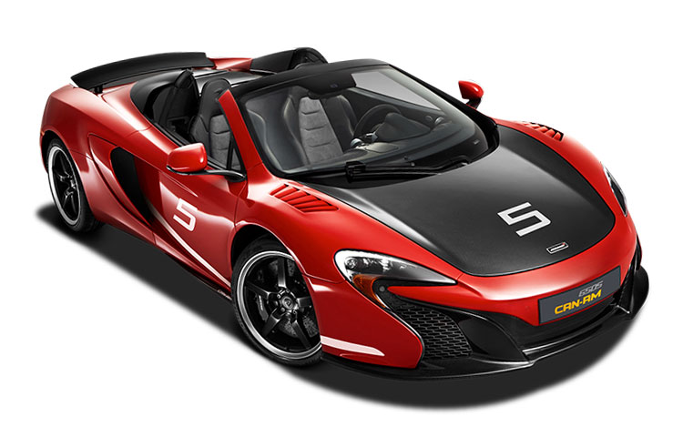 McLaren 650S Can-Am Spider (Limited Edition)