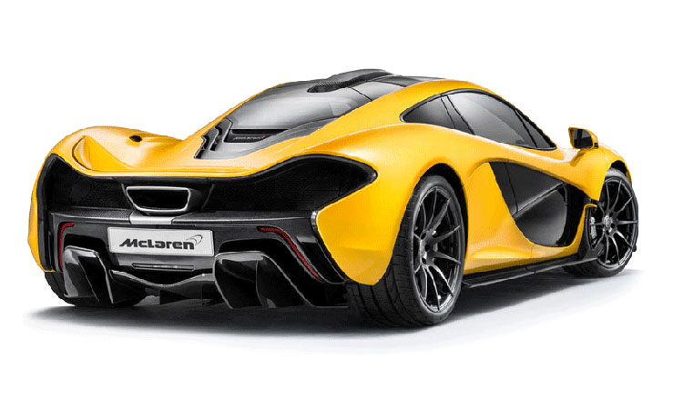 McLaren P1 Ultimate Series