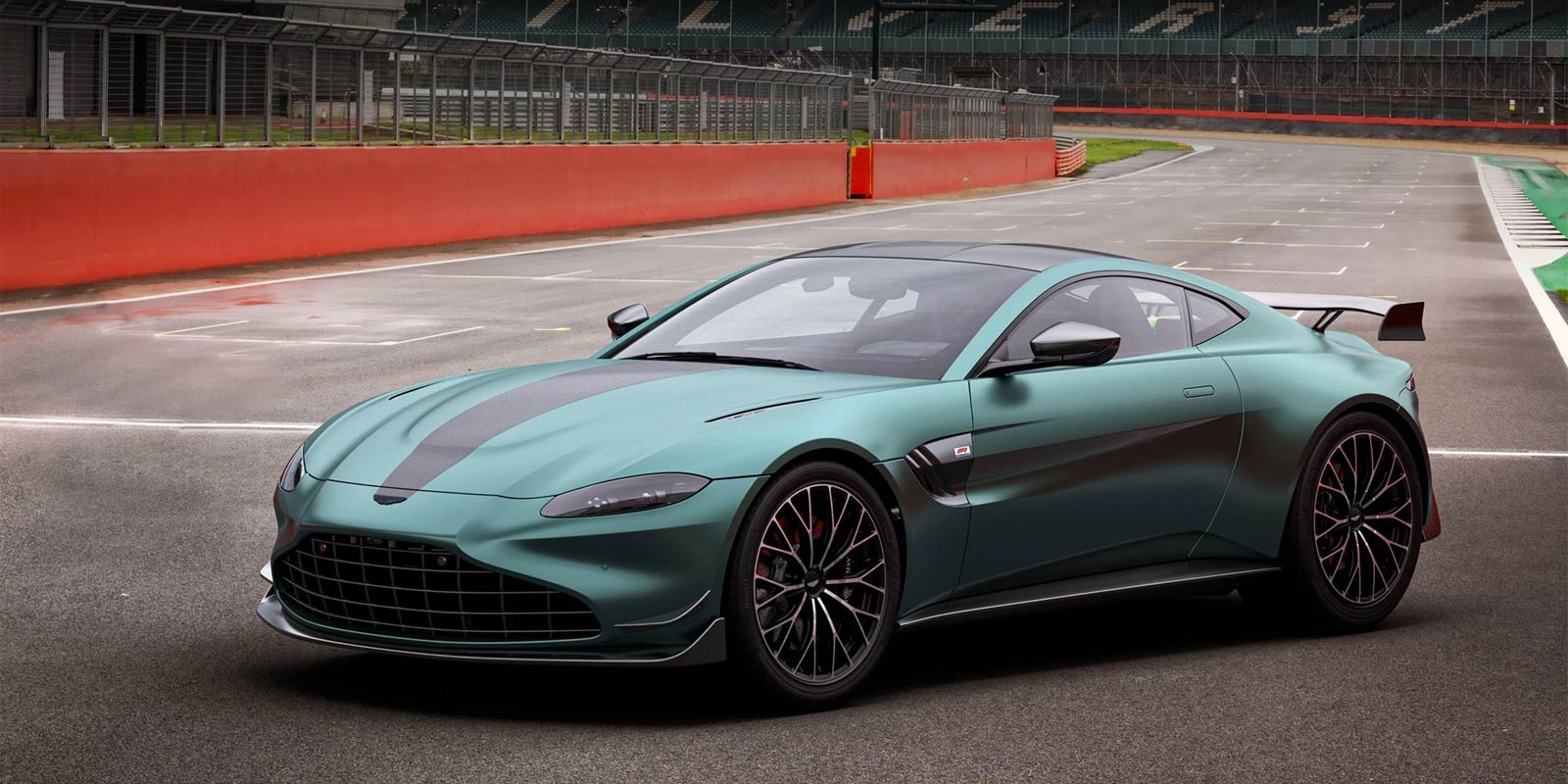 New Aston Martin Vantage F1 Edition at Grange