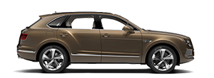 Visit the Bentley Bentayga Range at Grange