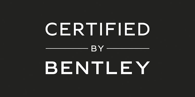 Certified by Bentley at Grange