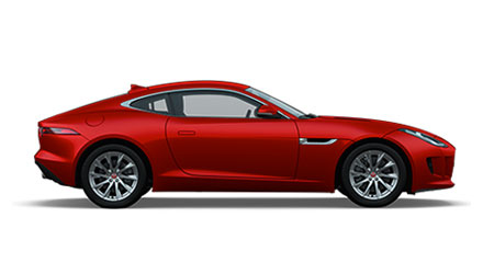 Jaguar F-TYPE Coupe Offers