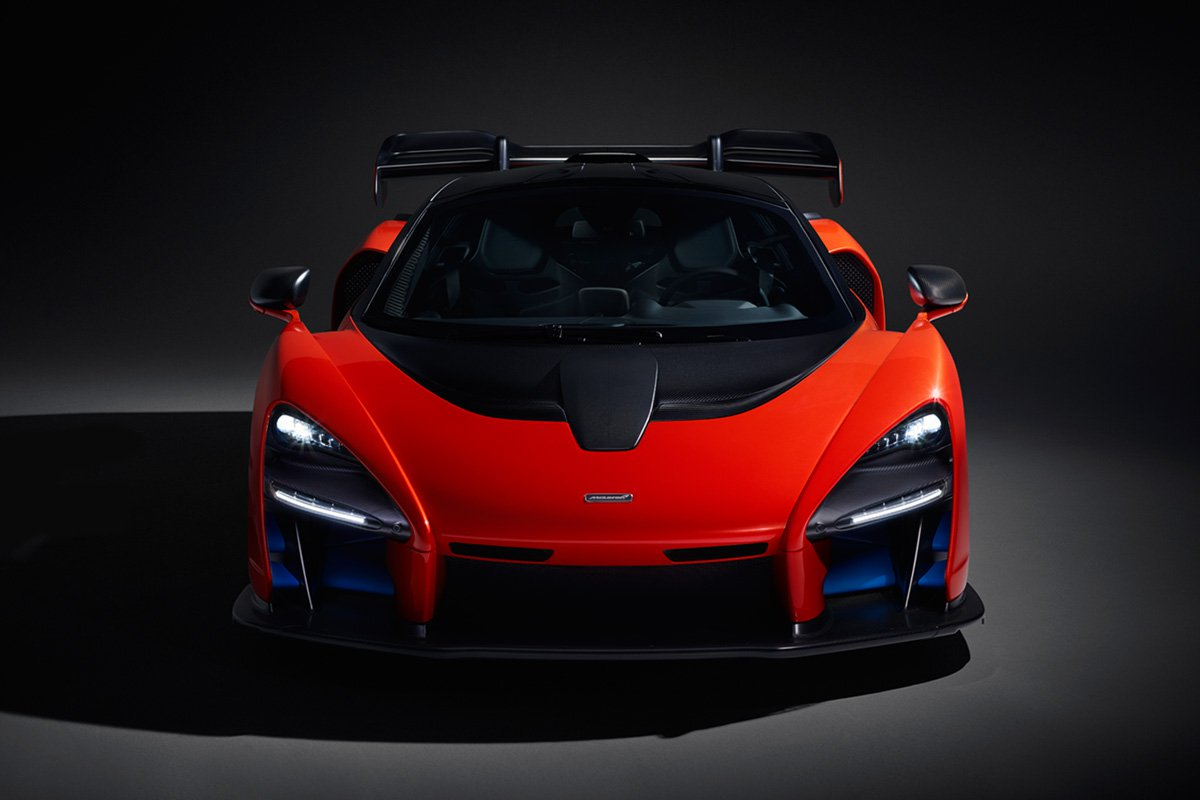 McLaren Senna Technology & Innovation